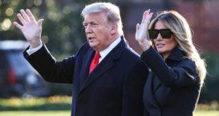 trump couple