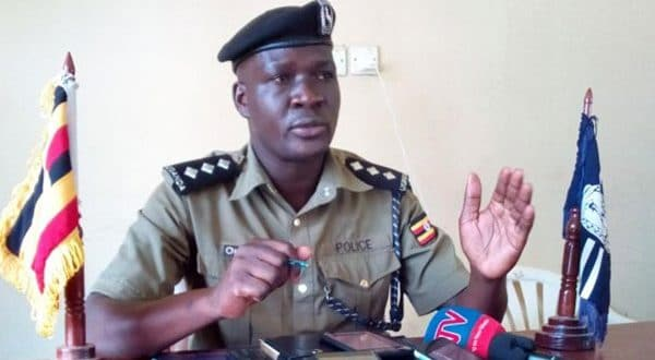 A policeman detained in Uganda for killing a student