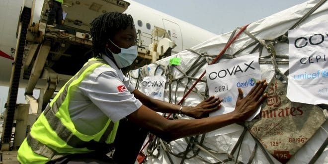 After Ghana, Ivory Coast receives doses of the covax jab