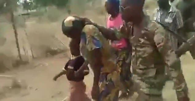 Cameroonian soldiers accused of raping women during revenge raid