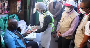 Mozambique will receive covid vaccines by Sunday