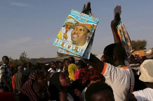 Opposition in Niger calls for suspension of publication of electoral results