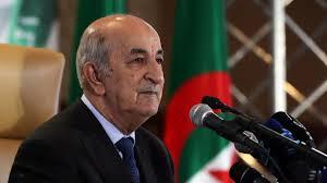 President tebboune