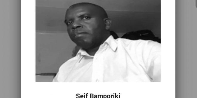 Seif Bamporiki