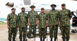 Muhammadu Buhari, the Nigerian president has nominated four former military commanders for ambassadorial roles after their resignation last week.