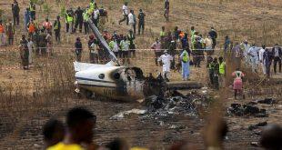 crash in nigeria