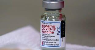moderna covid vaccine