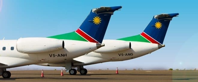namibian airline