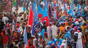 protests in somalia