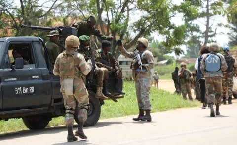 'Alarming surge' in Islamist rebel attacks in DR Congo