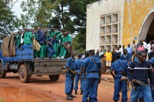 Burundi president pardons 40% of inmates to free up prisons