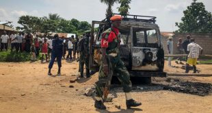 Congo villagers decapitated in militia attack