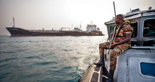 Danish warship to fight piracy in Gulf of Guinea