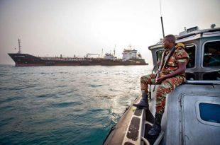 Danish warship to fight piracy in Gulf of Guinea