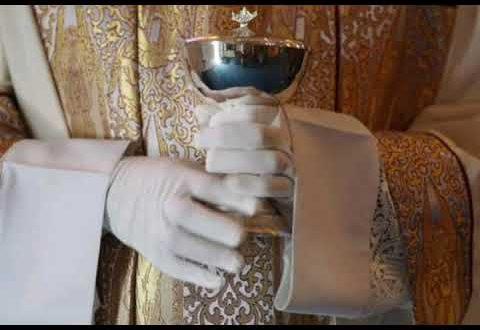 Eucharist cup