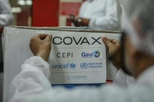 First doses of covax vaccines arrive in Sierra Leone