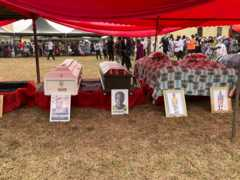 Ghana grieves for group of teenagers who died at sea
