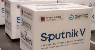 Russia has production agreements for Sputnik V in Europe