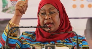Samia Suluhu Hassan, the next Tanzanian president