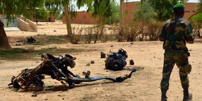Three days of national mourning for the victims of attacks in Niger