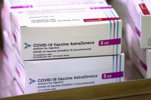 US plans to share doses of AstraZeneca vaccine with Mexico and Canada