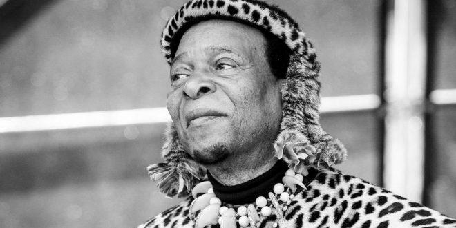 Zulu King Goodwill Zwelithini
