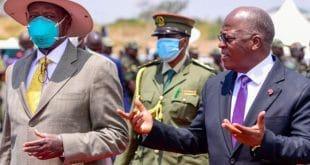 museveni and magufuli