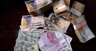 'naira for dollar'