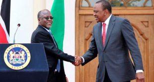 uhuru and Mangufuli