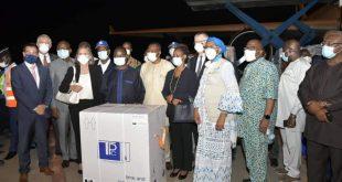 vaccine rollout in togo