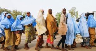Five schoolgirls escape from Nigeria kidnappers
