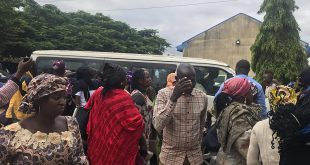 gunmen release dozens of abducted children