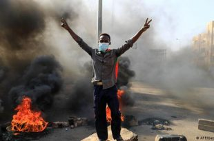 African Union suspends Sudan following coup