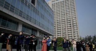 China confines a city of 4 million inhabitants