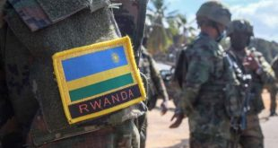 Clash between DR Congo forces and Rwandan troops near the eastern border