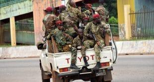 Guinea: military junta lifts nationwide curfew