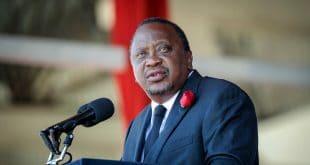 Kenyan president Kenyatta announced the lifting of night curfew