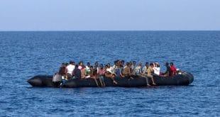 Libyan Coast Guard intercepted hundreds of migrants heading to Europe