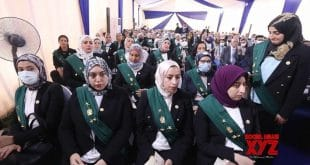 Nearly 100 women sworn in as judges for the first time