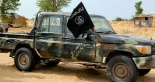 Nigeria death of the head of the Islamic State in West Africa