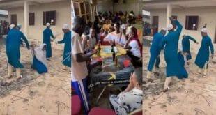 islamic students beaten